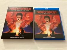 Nightbreed (Director's Cut) (Blu-ray + DVD, 1990) Scream Factory, with Slipcover