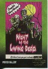 Night Of The Living Dead Gold Foil Chase Card  F9   Complete Uncut Version!