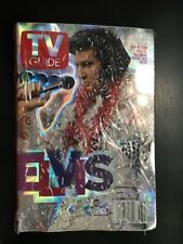 TV Guide -Elvis Collector's Edition Hologram Cove r2001 SEALED NEW