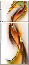 Sticker frigo électroménager déco cuisine design 70x170cm réf 504