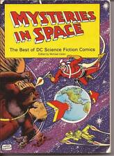 Mysteries In Space The Best Of DC Science Fiction Comics Fireside 1980 TPB