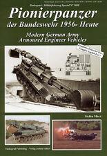 TANKOGRAD Pionierpanzer der Bundeswehr 1956 bis Heute
