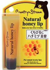Country & Stream Natural Honey Lip 10g Shipping from Japan