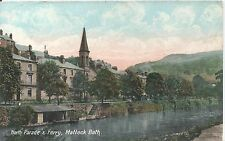 Postcard - North Parade and Ferry Matlock Bath Derbyshire