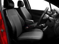 PEUGEOT 308 SW Heavy Duty Waterproof Single Seat Cover Protector Black