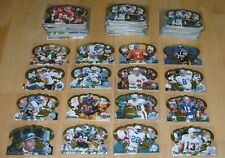 1995 Pacific Royale Lot of 195 Football Cards with 12 Copper Inserts 60 Dupes NM