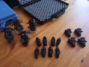 Armée Dark Angels Ravenwing avec malette