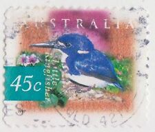 (DC223) 1997 AU 45c bird issue (G)