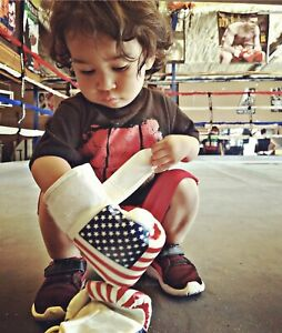 USA Baby Boxing Gloves