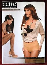 Cette ~ Belgian Legwear Shapewear Catalog 2006 ~ Collants Tights  Stockings