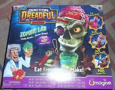 Doctor Dreadful Zombie Lab Brand New in Box