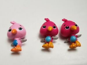 HATCHIMALS COLLEGGTIBLES FIGURE Season 2 dozen exclusive Flamingoos Lot of 3