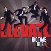 """BIG TIME RUSH """"ELEVATE"""" CD  NEU"""