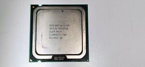 Processeur Intel Pentium Dual Core E6300 Socket 775 2,8GHz SLGU9 CPU