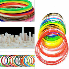 10m 10 Colors 3D Printer Filament PLA 1.75mm For RepRap MarkerBot Print Material