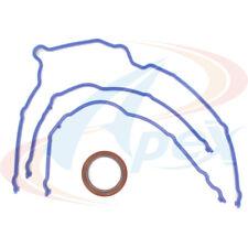 Engine Timing Cover Gasket Set Apex Automobile Parts ATC4730