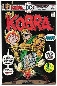 Kobra #1 (01/1976) DC Comics