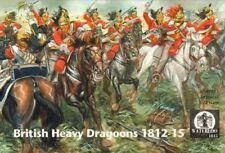Waterloo 1815 1/72 Napoleonic British Heavy Dragoons 1812-1815 # AP053