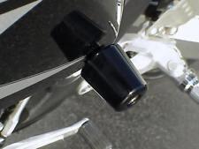 2003-2014 Honda CBR600 CBR600RR CBR 600 RR 600RR BLACK FRAME SLIDERS