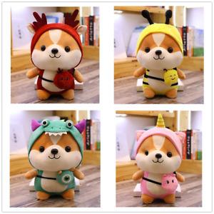 Squirrel Soft Plush Toy Teddy Cute Stuffed Animal Baby Kids Children Gift 24cm