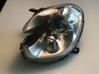 MINI COOPER HEADLIGHT XENON ADAPTIVE COUNTRYMAN LEFT 2011 2012 2013 2014 2015