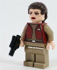 LEGO STAR WARS CLONE WARS PADME AMIDALA MINIFIGURE 9515 & BLASTER - NEW GENUINE