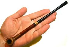 Extra Long Churchwarden Handmade Tobacco Small Gift Portable Pocket Smoking Pipe