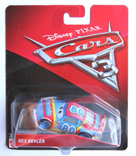 Disney Pixar Cars 3 Rex Revler Gaskits Imperfect Packaging