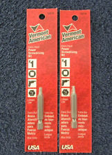 Screwdriver Insert Bits Size 1 Square Recess Lot of 2 Power Drill Bit NEW U57