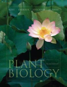 Plant Biology - Hardcover - Decent