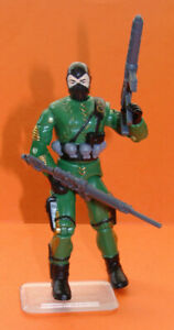 GI JOE figure cobra COIL TROOPER convention 2006 complete most wanted