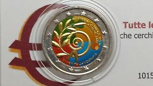 2 euro 2011 Grecia color farbe couleur cor kleur Grèce Griechenland Greece