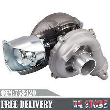 Turbocharger 753420 for Ford FOCUS 1.6 DIESEL TDCi DV6 110PS GT1544V turbo part