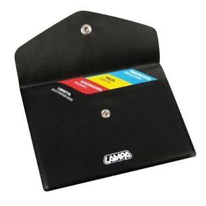 Porta documenti moto auto lampa 2+1 OMAGGIO NE PAGHI 2 NE RICEVI 3 Lampa drive