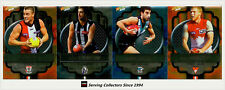 2013 Select AFL Champions Silver Foil Parallel Cards Full Set (220 Silver Cards)