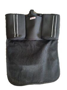 Munchkin Universal Stroller Organizer, Black, used