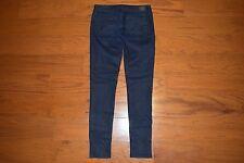 American Eagle - STRETCH JEGGING Dark Blue Jeans - Women Size 8 Reg - MINT