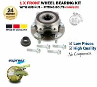 FOR 43550-02010 4355002010 S1 43550-02030 NEW 1X FRONT WHEEL BEARING KIT + BOLTS