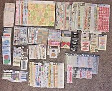 Huge Lot of Scrapbook Embellishments - 191 packages, 10,540 pieces 8lb ALL NEW