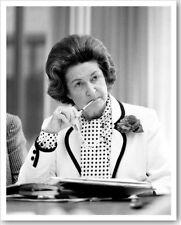 Lady Bird Johnson 1981 Photo LBJ Foundation Board Meet 8x10 Silver Halide Photo