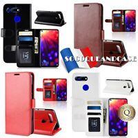 Etui folio housse coque Qualité Cuir PU Leather Case HUAWEI Honor View 20, V20
