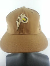 New Era West Virginia Power Minor League 59FIFTY Fitted Hat Size 7