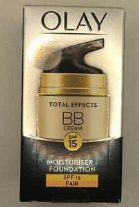 Olay Total Effects Anti-Ageing BB Cream Moisturiser + Foundation SPF 15 - FAIR