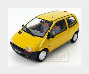 Renault Twingo 1995 Lemon Yellow NOREV 1:18 NV185297 Model