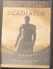 Gladiator (Dvd, 2003, Widescreen) Russell Crowe