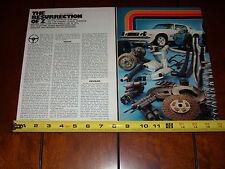 1977 CHEVROLET CAMARO Z28 - ORIGINAL VINTAGE ARTICLE
