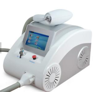 ND Yag Laser Q-Switch Maschine Tattooentfernung 2000mJ 1-10 Hz
