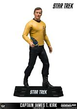 "MCFARLANE Star Trek Capitaine Kirk 7"" Action Figure (Collector edition) - Série 1"