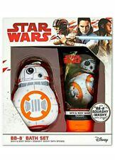 Star Wars BB-8 Bath Set [ Bath & Shower Gel With Squashy Washy Bath Sponge ]
