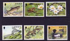 Jersey 2001. Europa - Water - Pond Life SG991/6 MNH